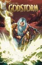 GRIMM FAIRY TALES - GODSTORM #1 (OF 5) SET OF 2 COVERS A & B ZENESCOPE COMICS