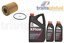 7L 5W30 Engine Oil & Filter for BMW Z4 Roadster 2.2i Petrol E85