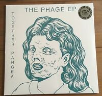 "Together Pangea - Phage Ep 12"" Vinyl Lp Sealed"