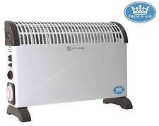 Prem-I-Air 2 KW Home Office Convector riscaldatore con Turbo Ventola, Timer e Termostato