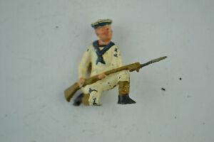 Lead Toy Soldier Figure Vintage Handpainted Figurine Statue 767-769