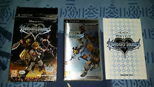 [PSP]Kingdom hearts : Birth by sleep Collector