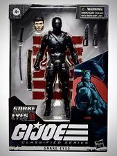 """GI Joe Classified Series 6"""" Origins Snake Eyes"""
