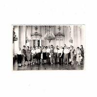 AK Ansichtskarte Wien / Gruppenbild im Schloss Schönbrunn