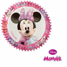 Minnie Mouse 50 Baking Cups Party Cupcake Liners Wilton
