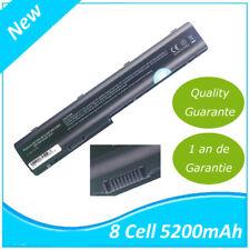 Batterie pour HP Pavilion DV7 5200mAh HSTNN-IB75, HSTNN-C50C NEU Accu Laptop