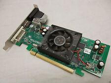 Dell ATI Radeon HD 3450 PCIe Graphics Video Card 256MB DVI HDMI VGA 0UGA6 0F342F