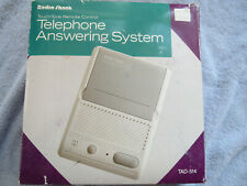 RADIO SHACK TELEPHONE ANSWERING SYSTEM New open box MICROCASSETTE INCLUDED