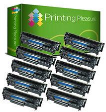 10 Toner PP fits for Laserjet 1010 1012 1015 1018 1022 3015 Q2612A