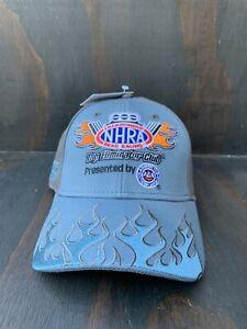 Championship NHRA Drag Racing Top Eliminator Club OSFM Adjustable Embroided Hat