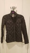 Lululemon Run Turn Around Reversible Jacket. Black, Size 4, VERY GOOD