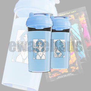 GamerSupps GG Waifu Cup Shaker VI TRAPPED Hot Girl Summer *IN HAND*