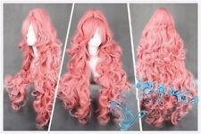 90cm VOCALOID Luka Megurine Ruka ROSA Anime Cosplay Cos Fiesta Evento Wig+