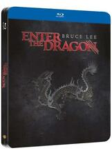 Enter the Dragon - Blu-ray Steelbook - Import - All Region: A/B/C NEW