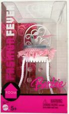 Barbie Fashion Fever Crystal Chair (NEW)