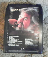 Kenny Rogers   8 Track Cartridge Tape  (RP)