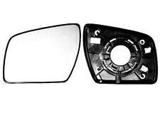 Spiegelglas Außenspiegel Links Heizbar Konvex Chrom KIA SOUL