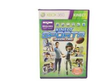 Kinect Sports: Season Two (Xbox 360) ~ Book Included ~ Kinect Sports Video Game