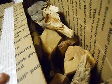 69.9 LBS Apple Wood Chunks: Smoking BBQ Grilling Cooking Fruit Wood Nice Pieices