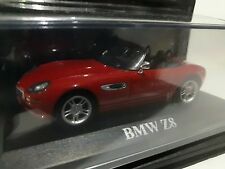 1/43 CAL241 BMW Z8 ROJO