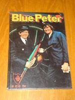 BLUE PETER EIGHTH BOOK BRITISH ANNUAL 1971 FN