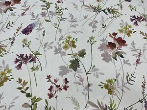 Tuileries rose quartz Digitally Printed Fabric By Prestigious Textiles
