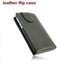 Nokia leather flip case N97 mini N515 N8 c5-03 c2-02 x3-02 6730 5530 6700s 5130
