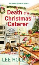 Hayley Powell Mystery: Death of a Christmas Caterer by Lee Hollis (2014, Pape...