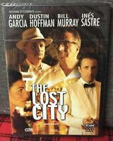 The Lost City DVD NUOVO Andy Garcia Tomas Millian Dustin Hoffman N