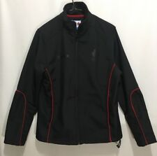 HBC Men's Whistler 2010 Winter Olympics Official Jacket Size Small Black & Red