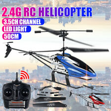 RC Helikopter ferngesteuerter Hubschrauber 2.4GHz Gyro Heli 3,5 Kanal Helikop