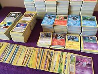 100 Random Pokemon Cards Bundle Including Holos, Rare Bulk Joblot Base Gift
