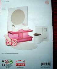 Waschtisch Toilette Bad Badset Puppenhaus Lundby