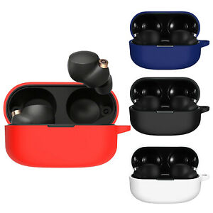 For Sony WF-1000XM4 Bluetooth Headset Silicone Earphones Protective Case Cover