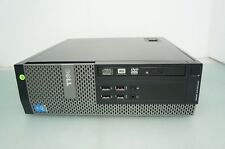 Dell OptiPlex 9020 SFF Computer Core i5-4590 Quad Core 3.3GHz 8GB 1TB USB3.0