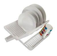 Kampa Plastic Caravan / Motorhome Kitchen Sink Folding Draining Rack