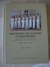 Geschichte des Turnens in Rheinhessen Beitrag .. Politik Turnen 1919-1950 Bd. 3