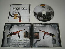 CHRIS CAFFERY/W.A.R.P.E.D.(BLRCD092) CD ÁLBUM