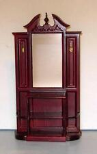 HANSSON WALL CABINET  MINIATURE DOLL HOUSE FURNITURE