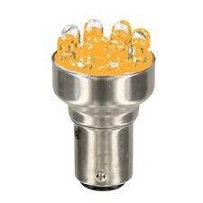 FIAT 500 F/L/R 126 LAMPADA P21/5W LAMPADINA LED LUCE ARANCIO FRECCE DIREZIONALI