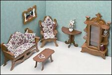 Greenleaf The Living Room Minature Dollhouse Furniture