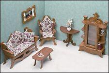 Greenleaf The Living Room Minature Dollhouse Furniture