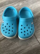 Babies Crocs Size UK 4-5