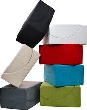 Relax-Liege Relaxsofa Relaxsessel Sitzwürfel Hocker Couchtisch Beistelltisch