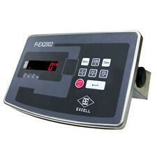 Excell Precision P-EX2002 IP67 Waterproof Weighing Indicator