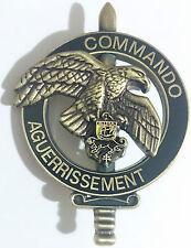 Brevet COMMANDO AGUERRISSEMENT du 6°BIMA 6° Bataillon d'Infanterie de Marine