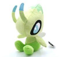 Pokemon Center Celebi Soft Stuffed Plush Doll Figure Anime 7 Inch Gift