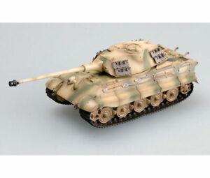 Easy Model 1/72 Tiger II (Porsche turret) 1./Schwere PzKp Tank #12