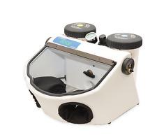 Dental Basic Sandblaster Eco and Compact 2 Tanks NEW By Vaniman