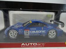 1:18 Autoart #80479 Nissan 2004 - Jgtc GT500 Calsonic Impul Z #12 - Rare §